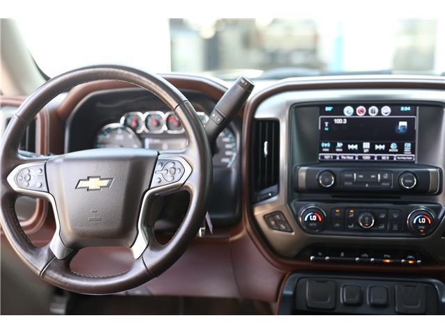 2016 Chevrolet Silverado 1500 High Country (Stk: 58462) in Barrhead - Image 22 of 42