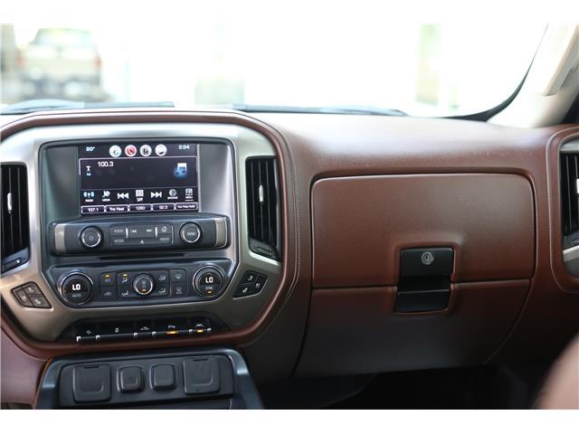 2016 Chevrolet Silverado 1500 High Country (Stk: 58462) in Barrhead - Image 24 of 42