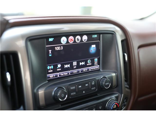 2016 Chevrolet Silverado 1500 High Country (Stk: 58462) in Barrhead - Image 33 of 42