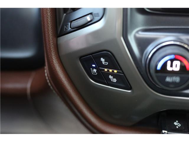2016 Chevrolet Silverado 1500 High Country (Stk: 58462) in Barrhead - Image 35 of 42