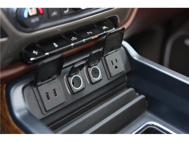 2016 Chevrolet Silverado 1500 High Country (Stk: 58462) in Barrhead - Image 37 of 42
