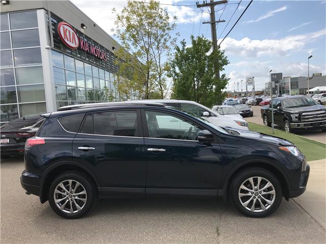 2017 Toyota RAV4 Limited (Stk: 21835A) in Edmonton - Image 2 of 28