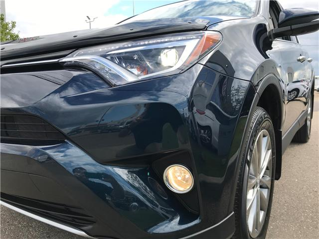 2017 Toyota RAV4 Limited (Stk: 21835A) in Edmonton - Image 6 of 28