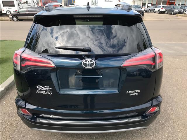 2017 Toyota RAV4 Limited (Stk: 21835A) in Edmonton - Image 7 of 28