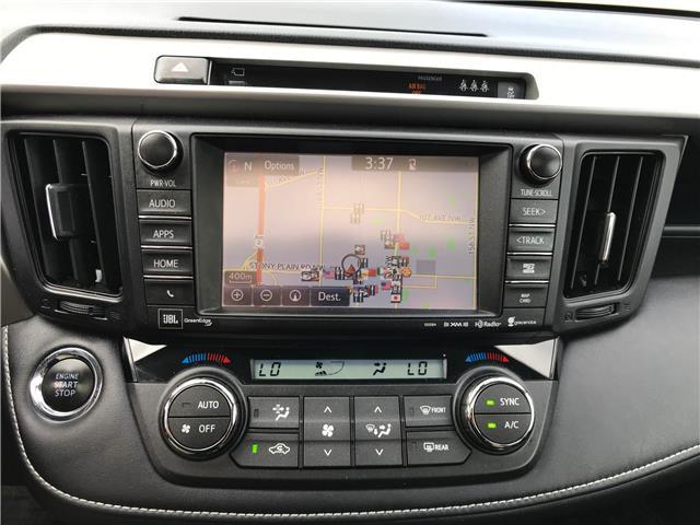 2017 Toyota RAV4 Limited (Stk: 21835A) in Edmonton - Image 19 of 28