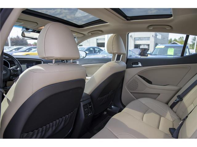 2015 Kia Optima EX Luxury (Stk: M1326) in Abbotsford - Image 8 of 22