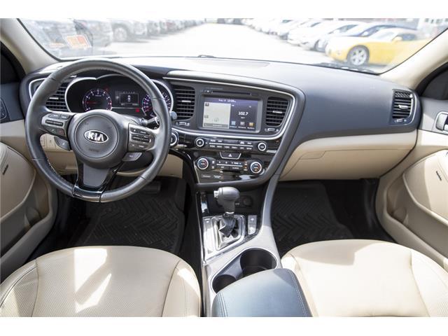 2015 Kia Optima EX Luxury (Stk: M1326) in Abbotsford - Image 10 of 22