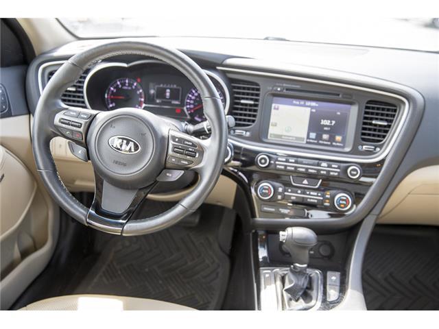 2015 Kia Optima EX Luxury (Stk: M1326) in Abbotsford - Image 11 of 22