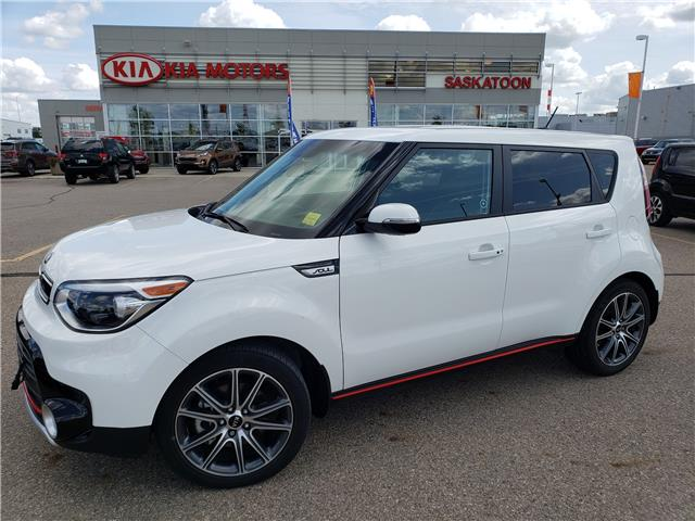 2018 Kia Soul SX Turbo (Stk: SL003) in Saskatoon - Image 1 of 28