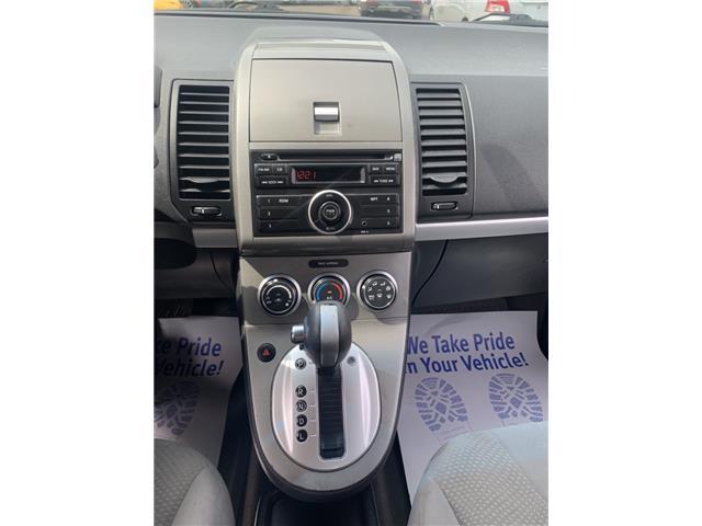 2010 Nissan Sentra 2.0 S (Stk: -) in Gloucester - Image 10 of 10