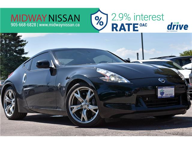 2011 Nissan 370Z Touring (Stk: U1811) in Whitby - Image 1 of 29