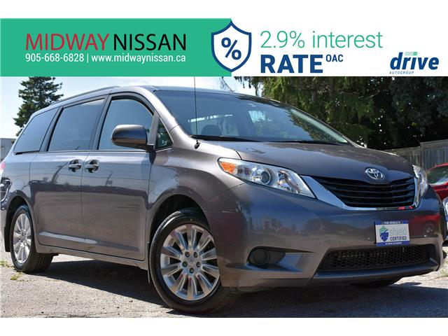 2014 Toyota Sienna LE 7 Passenger (Stk: U1720A) in Whitby - Image 1 of 30