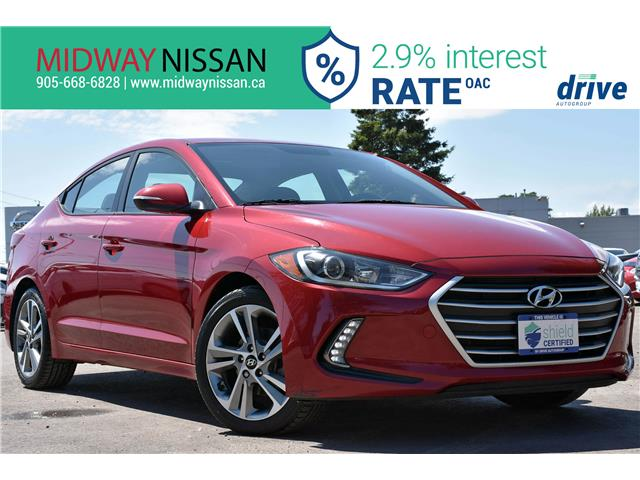 2017 Hyundai Elantra GLS (Stk: KC822254A) in Whitby - Image 1 of 29