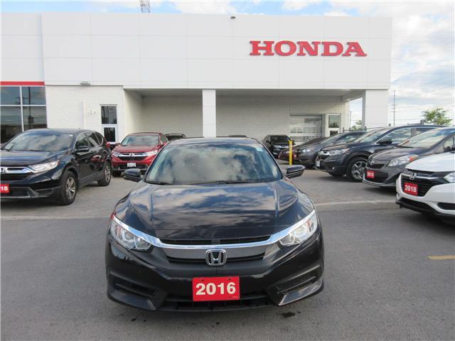 2016 Honda Civic EX (Stk: 27400A) in Ottawa - Image 2 of 18