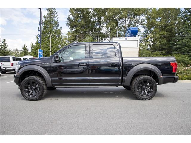 2019 Ford F-150 Lariat (Stk: 9F17628) in Vancouver - Image 4 of 27