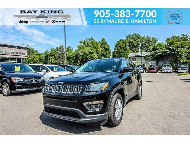 2019 Jeep Compass Sport (Stk: 197638) in Hamilton - Image 1 of 20