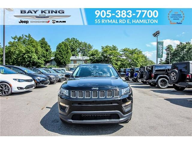 2019 Jeep Compass Sport (Stk: 197638) in Hamilton - Image 2 of 20