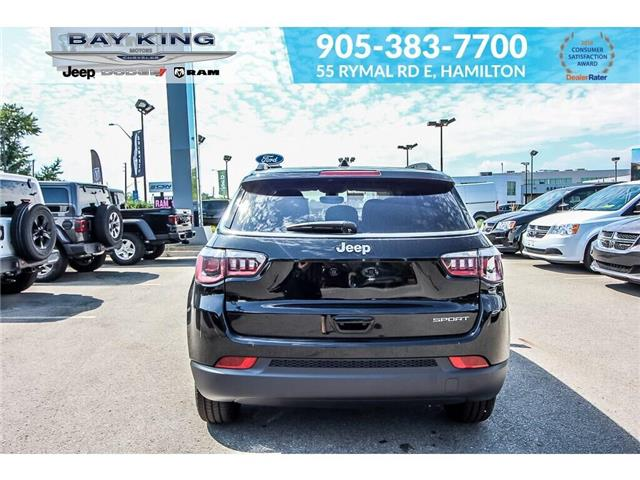 2019 Jeep Compass Sport (Stk: 197638) in Hamilton - Image 17 of 20