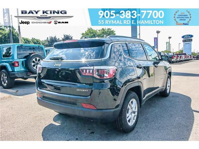 2019 Jeep Compass Sport (Stk: 197638) in Hamilton - Image 18 of 20