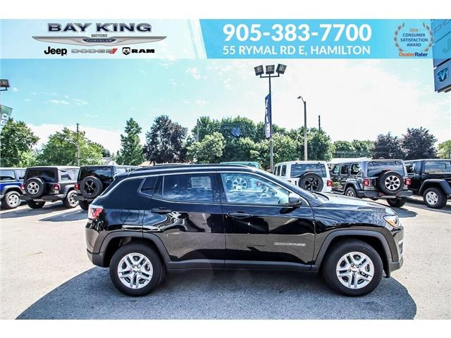 2019 Jeep Compass Sport (Stk: 197638) in Hamilton - Image 19 of 20