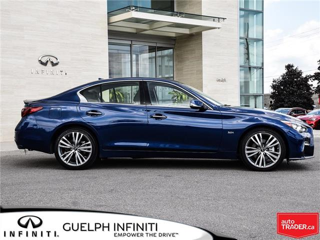 2019 Infiniti Q50 3.0t Signature Edition (Stk: I6810) in Guelph - Image 3 of 26
