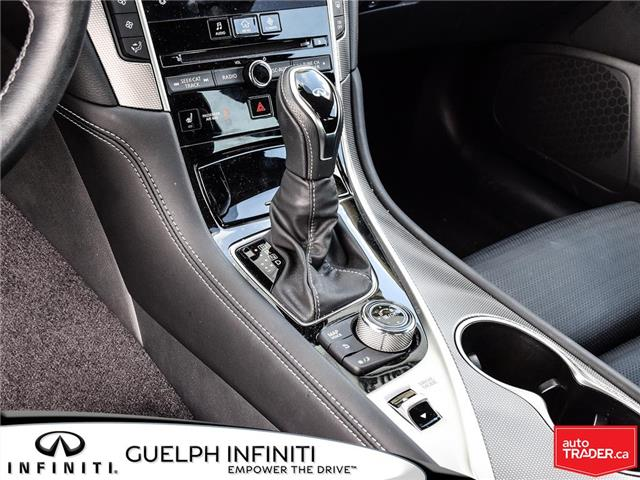 2019 Infiniti Q50 3.0t Signature Edition (Stk: I6810) in Guelph - Image 11 of 26