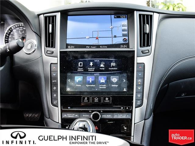 2019 Infiniti Q50 3.0t Signature Edition (Stk: I6810) in Guelph - Image 22 of 26
