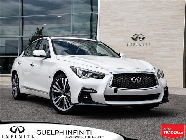 2019 Infiniti Q50  (Stk: I7015) in Guelph - Image 1 of 24