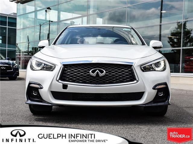 2019 Infiniti Q50  (Stk: I7015) in Guelph - Image 2 of 24