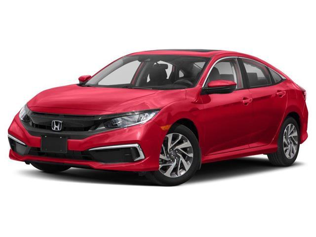 2019 Honda Civic EX (Stk: K1600) in Georgetown - Image 1 of 9