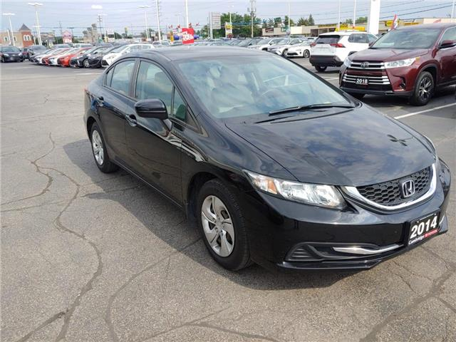 2014 Honda Civic LX (Stk: 1900431) in Cambridge - Image 4 of 14