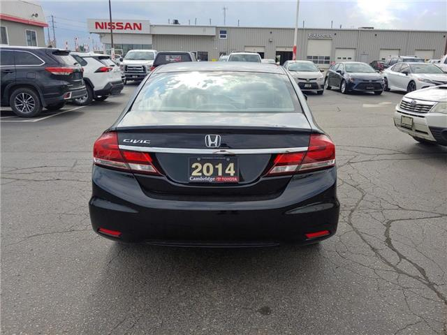 2014 Honda Civic LX (Stk: 1900431) in Cambridge - Image 6 of 14