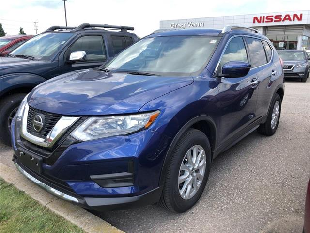 2019 Nissan Rogue S (Stk: V0639) in Cambridge - Image 1 of 5