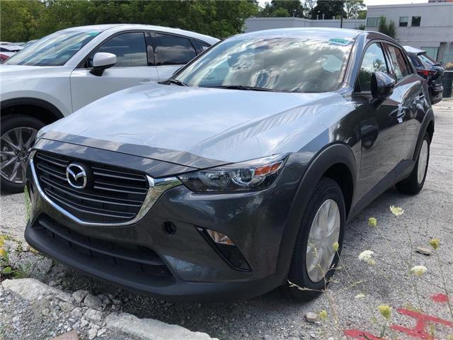 2019 Mazda CX-3 GS (Stk: 81185) in Toronto - Image 1 of 5