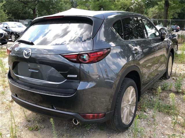 2019 Mazda CX-5 GT w/Turbo (Stk: 82025) in Toronto - Image 4 of 5