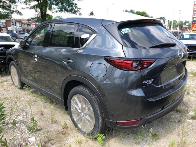 2019 Mazda CX-5 GT w/Turbo (Stk: 82025) in Toronto - Image 5 of 5