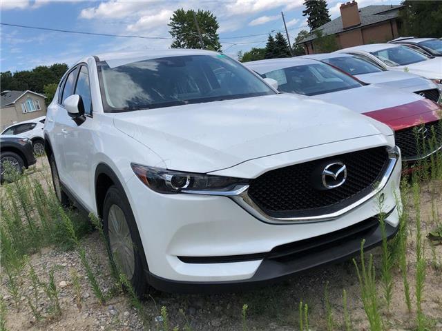2019 Mazda CX-5 GX (Stk: 82191) in Toronto - Image 3 of 5