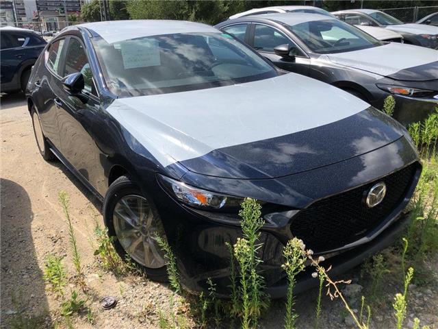 2019 Mazda Mazda3 Sport GS (Stk: 82196) in Toronto - Image 2 of 5