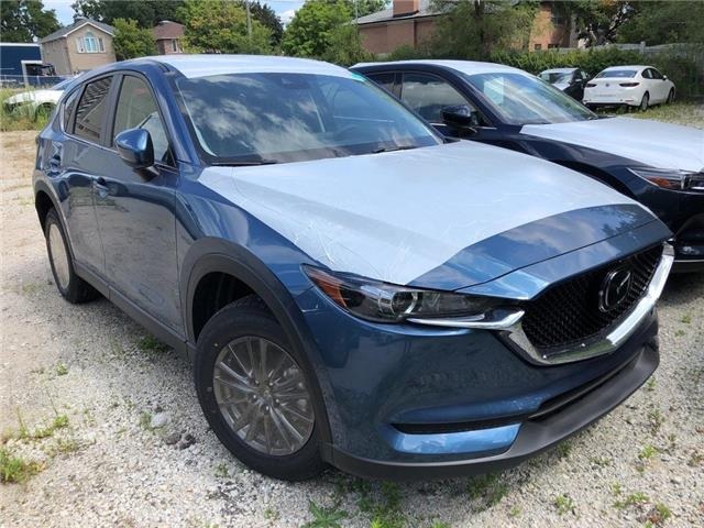 2019 Mazda CX-5 GS (Stk: 82179) in Toronto - Image 3 of 5