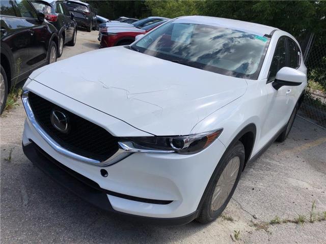 2019 Mazda CX-5 GS (Stk: 82186) in Toronto - Image 2 of 5