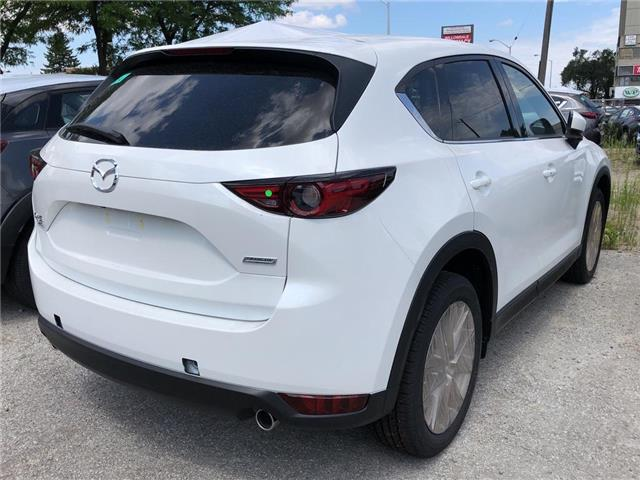 2019 Mazda CX-5 GT (Stk: 82265) in Toronto - Image 4 of 5