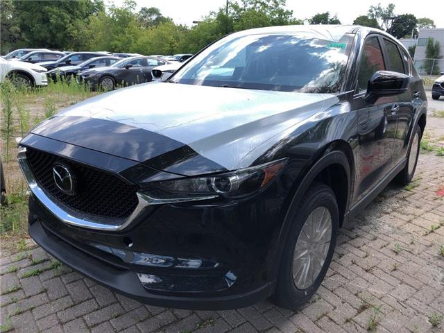 2019 Mazda CX-5 GS (Stk: 82181) in Toronto - Image 1 of 5