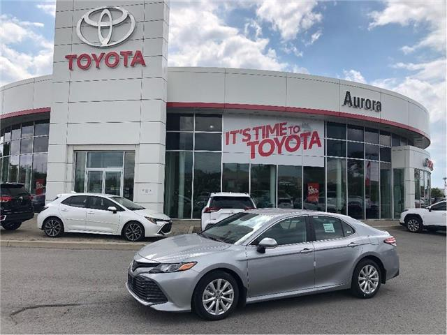2019 Toyota Camry LE (Stk: 30709) in Aurora - Image 1 of 15