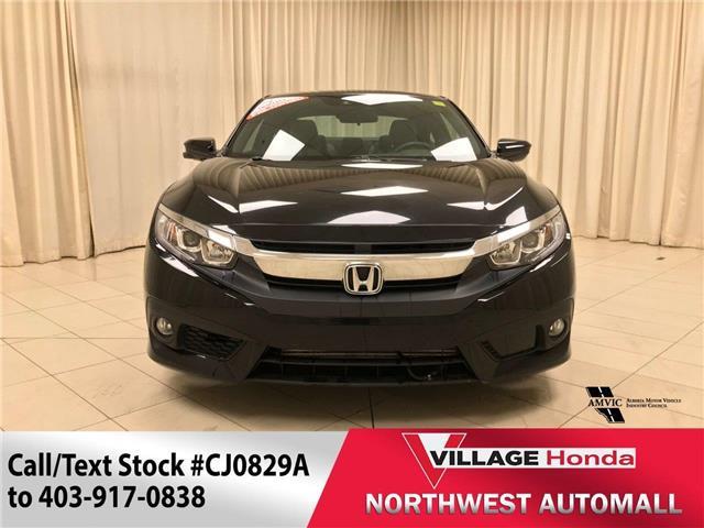 2017 Honda Civic EX-T (Stk: CJ0829A) in Calgary - Image 2 of 14