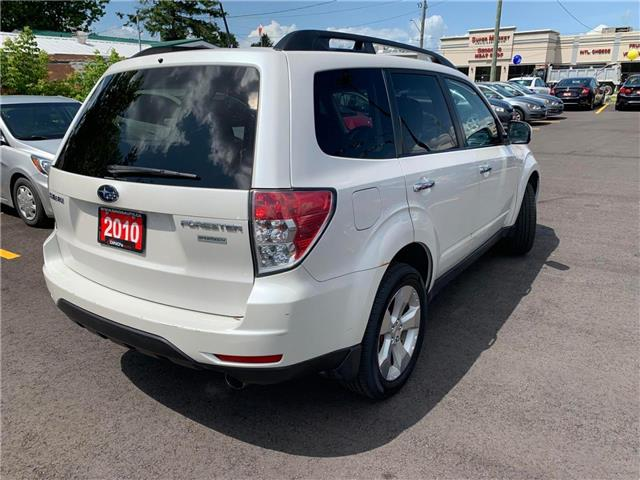 2010 Subaru Forester  (Stk: 906784) in Orleans - Image 4 of 27