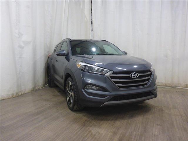 2016 Hyundai Tucson Limited (Stk: 19061048) in Calgary - Image 1 of 27