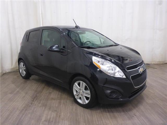 2015 Chevrolet Spark 1LT CVT (Stk: 19080927) in Calgary - Image 1 of 28