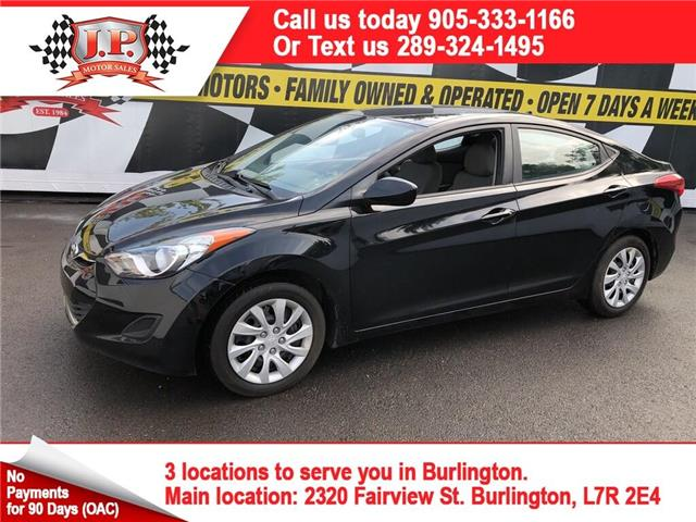 2012 Hyundai Elantra GL (Stk: 47583) in Burlington - Image 1 of 14