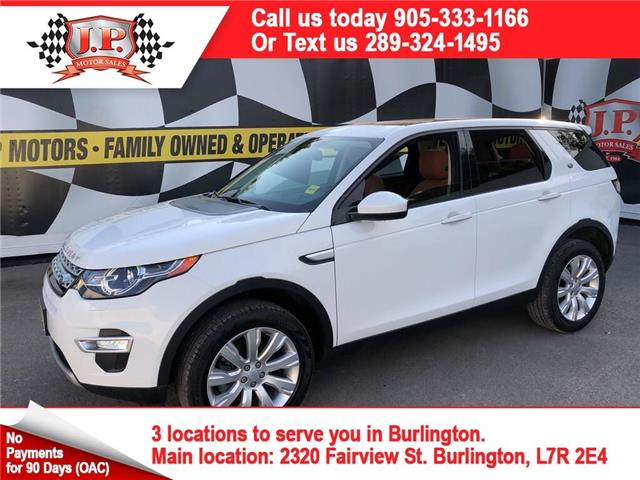 2016 Land Rover Discovery Sport HSE LUXURY (Stk: 47609) in Burlington - Image 1 of 27