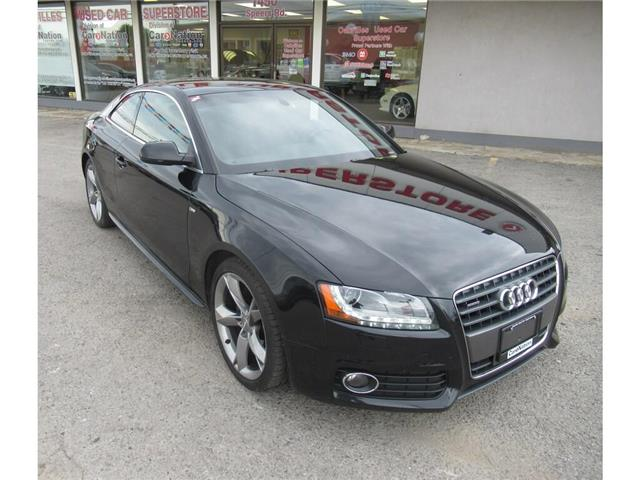 2012 Audi A5 2.0T QUATTRO   S-LINE   PANO ROOF   HEATED SEATS (Stk: P12424) in Oakville - Image 2 of 19